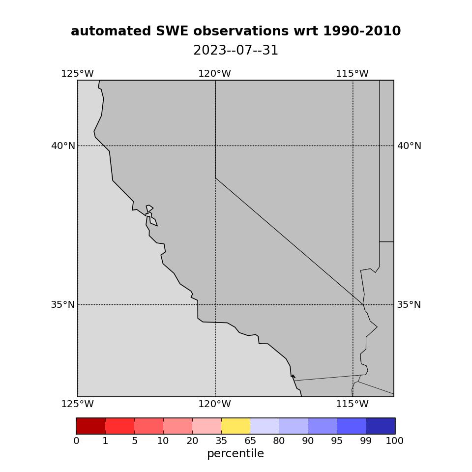 SWE Observations